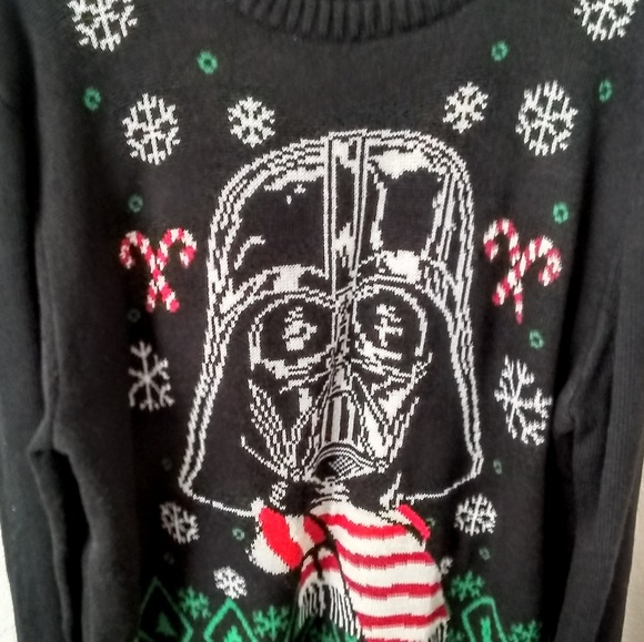 Star Wars Sweaters - Star wars ugly Christmas sweater